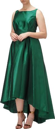 Arcadia High Low Hem Ball Gown