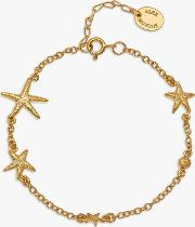 Starfish Chain Bracelet