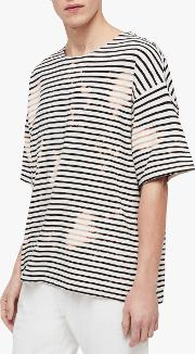 Island Stripe T Shirt