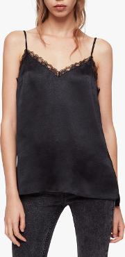 Nia Lace Detail Cami Top