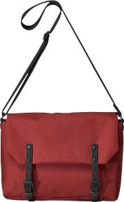 Small Jeremy Ripstop Messenger Bag