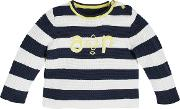 Baby Theo Striped Jumper