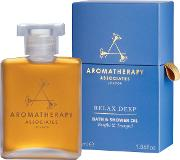 Relax Deep Bath & Shower Oil