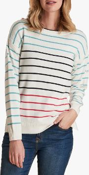 Marine Stripe Jumper