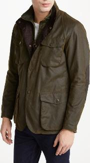 Ogston Waxed Jacket