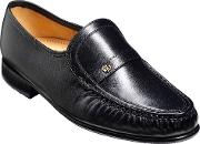 Jefferson Leather Moccasin Shoes
