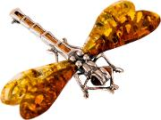 Be Jewelled Dragonfly Brooch