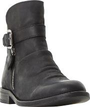 Penbury Buckle Ankle Boots