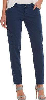 Easy Fit Six Pocket Jeans