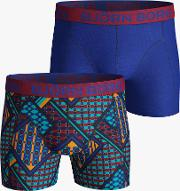 Bjorn Borg Louvre Trunks, Pack Of 2