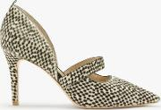 Adrianna Two Part Court Shoes