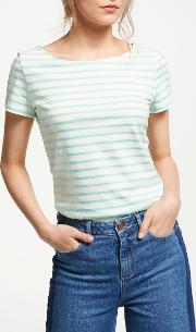 Breton Short Sleeve T Shirt