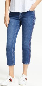 Cambridge Embroidered Jeans