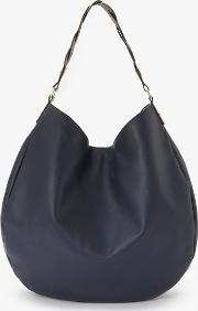 Lingfield Slouchy Leather Shoulder Bag