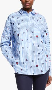 Maria Relaxed Lovely Shirt