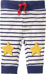 Mini  Baby Novelty Knee Patch Trousers