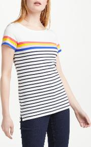 Short Sleeve Breton T Shirt