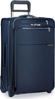 Baseline Carry On Expandable 2 Wheel Cabin Suitcase