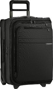 Domestic Carry On Upright Garment Bag