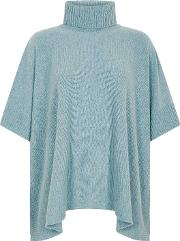 Cashmere Weekend Poncho