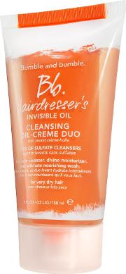 Invisible Oil Cleansing Oil Creme Duo