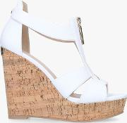 Krass Wedge Heel Sandals