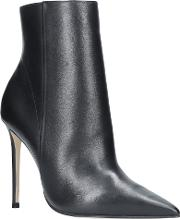 Spectacular Stiletto Heeled Pointed Toe Ankle Boots