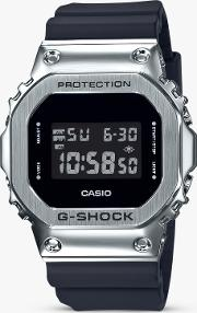 Gm 5600 1er Men's G Shock Digital Resin Strap Watch