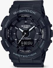 Unisex G Shock Step Tracker Resin Strap Watch