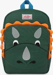 Cath Kids Children's 3d Triceratops Medium Backpack