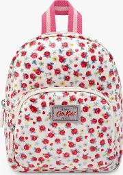 Cath Kids Children's Roses And Hearts Mini Rucksack