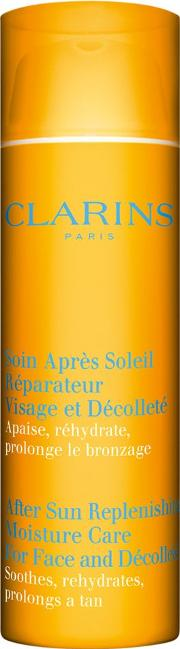 After Sun Replenishing Moisture Care For Face & Decollete