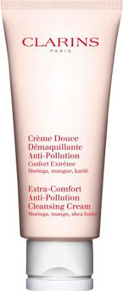 Extra Comfort Anti Pollution Cleansing Cream