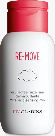 My  Re Move Micellar Cleansing Milk