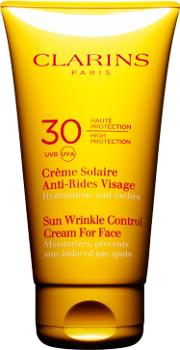 Sun Wrinkle Control Cream For Face Spf 30