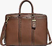 Metropolitan Leather Briefcase