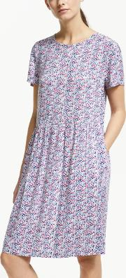 Ella Floral Tunic Dress