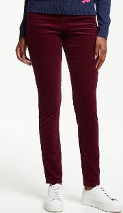 Liza Slim Cord Trousers