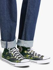 Allover Camo Chuck Taylor All Star High Top Trainers