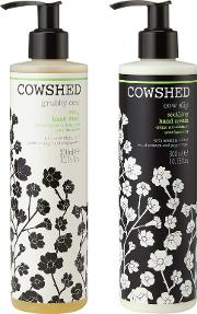 Grubby Cow & Cow Slip Hand Care Duo