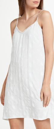 Georgia Embroidered Chemise