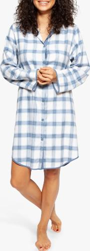 Harper Check Nightshirt