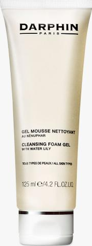 Cleansing Foam Gel With Water Lily