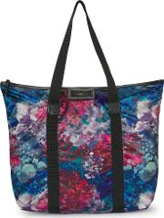 Day Hortensia Floral Printed Tote Bag