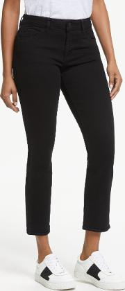 Mara Mid Rise Ankle Length Jeans
