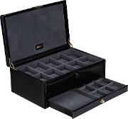 Heritage 10 Section Watch Box