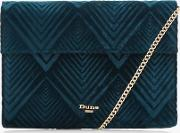 Ebrina Velvet Clutch Bag
