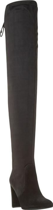 Sibyl Block Heeled Over The Knee Boots