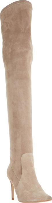 Sloanne High Heel Over The Knee Boots