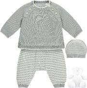 Baby Marvin Knit Jumper Two Piece Set